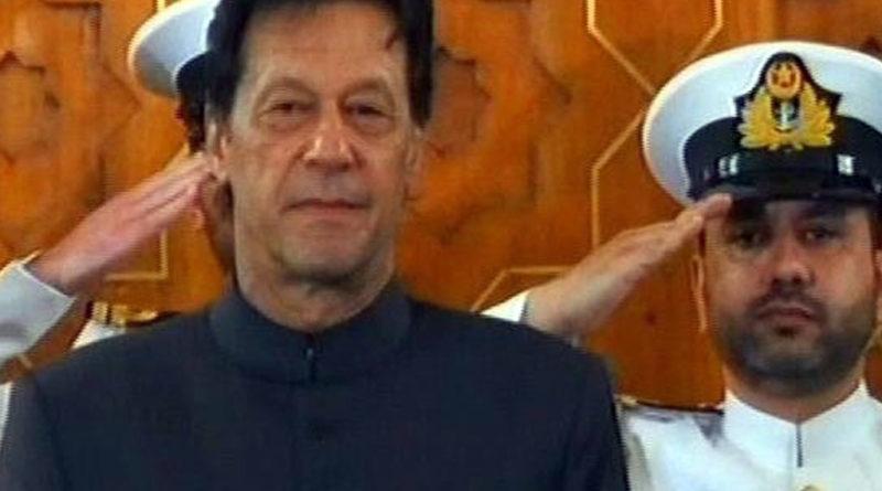 Imran Khan Sworn-In As Pakistan Prime Minister