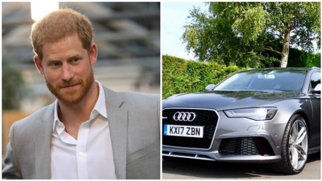 Prince Harry Puts His Audi RS6 Avant up for Sale at Rs 65 Lakh