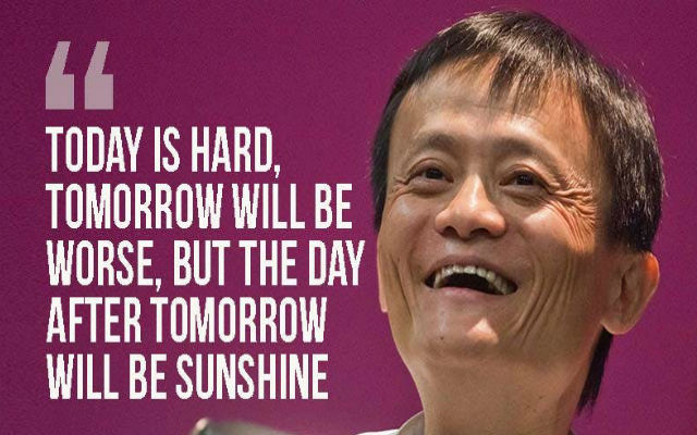 China's richest Man Jack Ma To Retire at 54, Here Are Some Of His Motivational Quotes