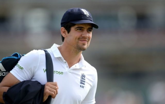 India Vs. England: Alastair Cook To Retire After India Series