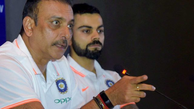 "'Ravi Shastri Should Be Removed As India Team Coach"", Former Indian Cricketer"