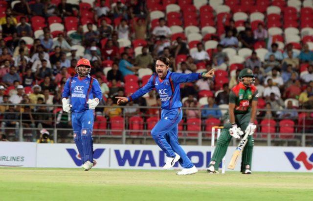 Asia Cup 2018: Rashid Khan Shines As Afghanistan Destroys Bangladesh By 136 Runs