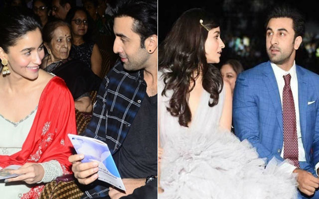 Ranbir-Alia Together In New Pic Means No Worries For The Rest Of Your Days
