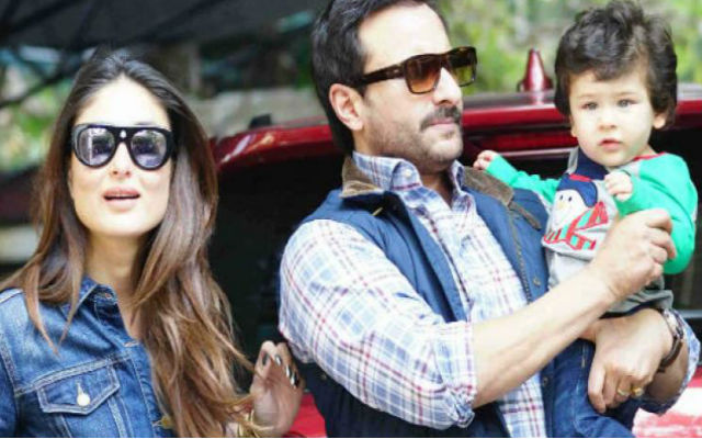 Kareena Kapoor Khan And Saif Ali Khan To Have Second Baby In 2 Years?