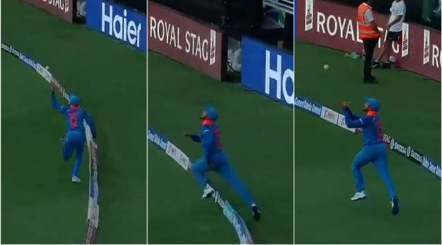 Twitter hails Manish Pandey For Astonishing Catch To Dismiss Sarfraz Ahmed