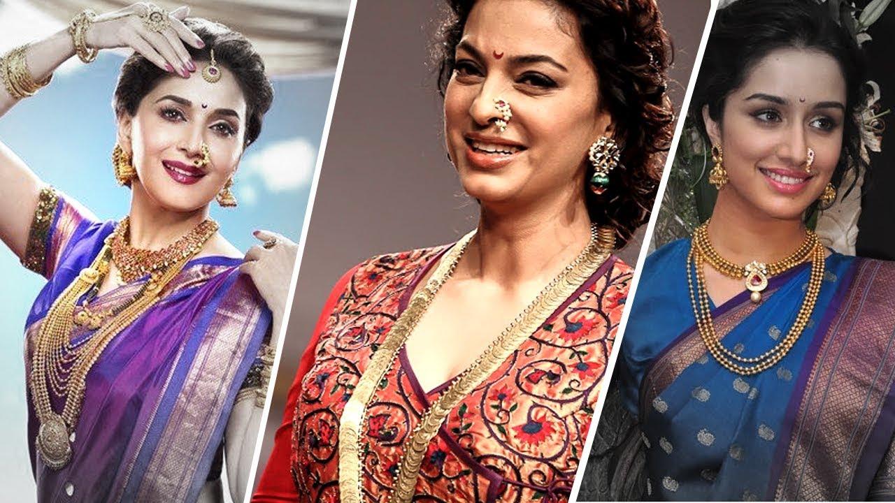 Celebs' Gorgeous Dress Up Must Be A Guidance For Ganpati Utsav