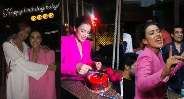 Nia Sharma's Birthday Bash Was Fully Star Studded: See Pics
