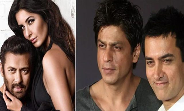 'Salman Khan is a better actor than Shah Rukh Khan and Aamir Khan' Says Katrina Kaif