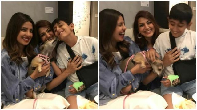 Priyanka Chopra Helped Cancer Battling Sonali Bendre To Get Stunning Makeover