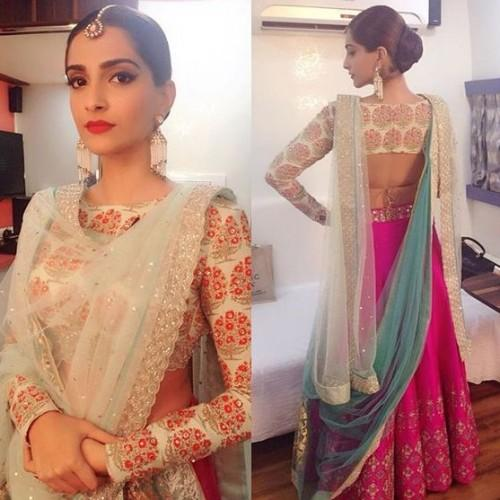 Sonam Kapoor Proves Herself The Undisputed Bollywood Fashionista