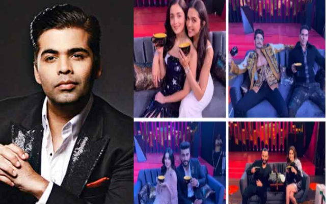 Koffee with Karan season 6: Guests Who Will Appear On Karan Johar's Show