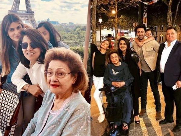 Krishna Raj Kapoor Dies After Cardiac Arrest, B-Town Gathers To Pay Last Respects