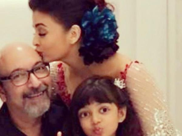 Aishwarya's Daughter Aradhya Bachchan's Pout Steals The Show, See How…