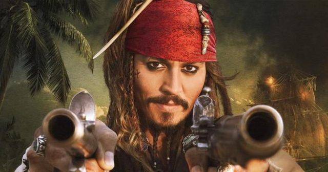 Johnny Depp 'Dropped' From Pirates Of The Caribbean Reboot