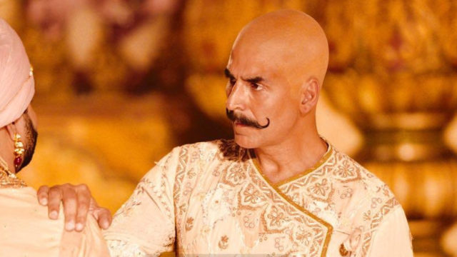 Akshay Kumar Aces Warrior Look In This LEAKED Still From Housefull 4
