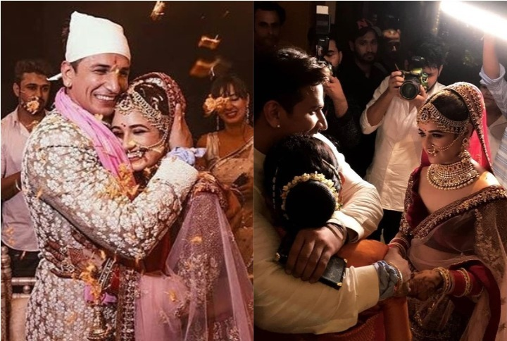 Prince Narula And Yuvika Chaudhary Look Picture Perfect At Their Wedding Ceremony