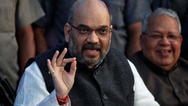 Me Too: Charges Against MJ Akbar To Be examined Says Amit Shah