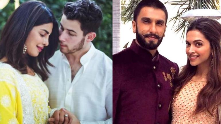 Priyanka Chopra & Nick Jonas wedding To Clash with Deepika-Ranveer's reception?