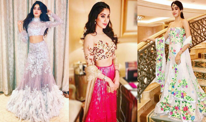 Janhvi Kapoor's Swiss Bridal Look Is Definitely Mesmerizing: See Pics
