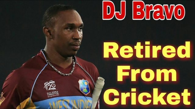 Dwayne Bravo Announces Retirement From International Cricket