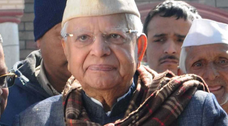 Ex-Uttar Pradesh Chief Minister ND Tiwari Dies At Age Of 93