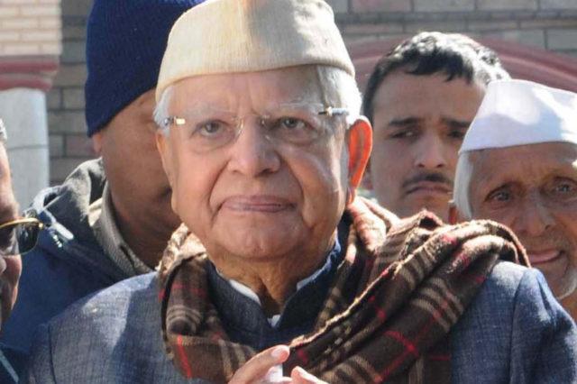 Ex-Uttar Pradesh Chief Minister ND Tiwari Dies At Age Of 93