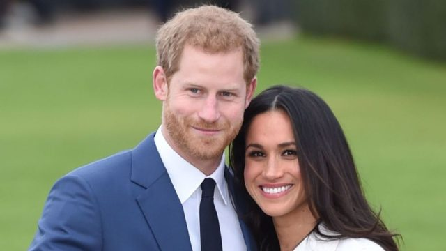 Prince Harry & Meghan Markle Expecting Their First Baby, Palace Reveals…