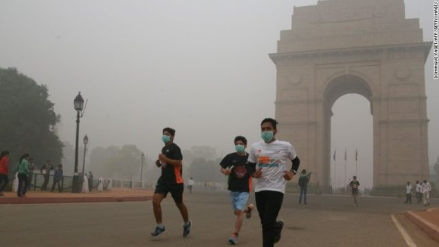 Smog In Delhi: Pollution Body Starts Monitoring Metals In Delhi's Air