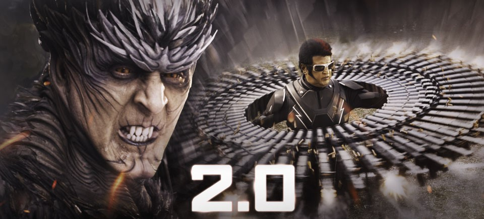 Rajni and Akshay starer 2.0 breaks all records, know the final Box-Office collection