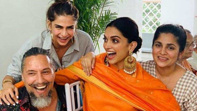 Deepika Padukone & Ranveer Singh's Wedding Festivities Enhances With Puja