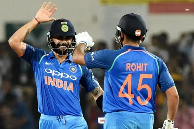 Rohit Sharma, Virat Kohli Become Quickest Duo To Complete 4000 Runs In ODIs