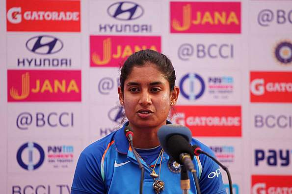 Mithali Raj accuses coach Ramesh Powar of favouritism for dropping her from team