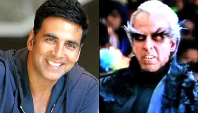 Akshay Kumar Returns To Playing Villain In Never Seen Before Avatar For 2.0