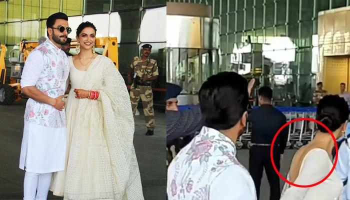 Deepika Padukone Removes Her Famous RK Tattoo Post Marriage With Ranveer Singh