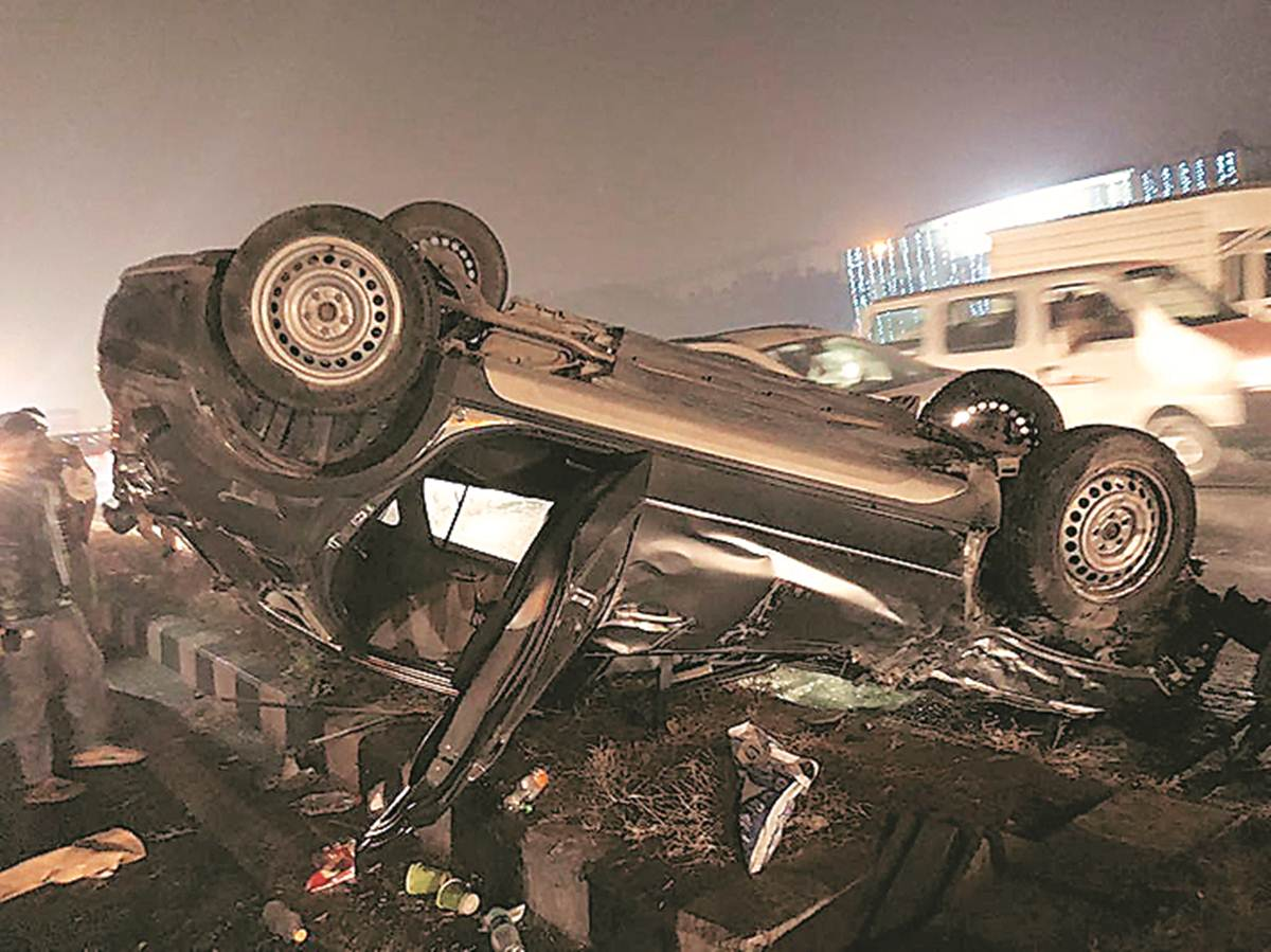 Woman Kills 1 Due To Drunk Driving