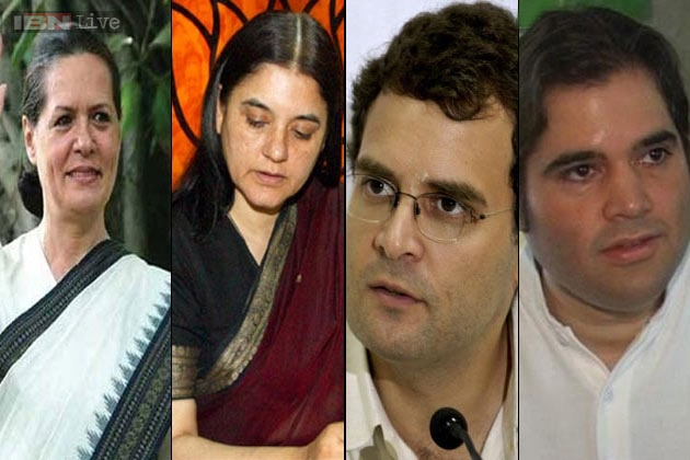 Gandhi Family Reunion Speculated