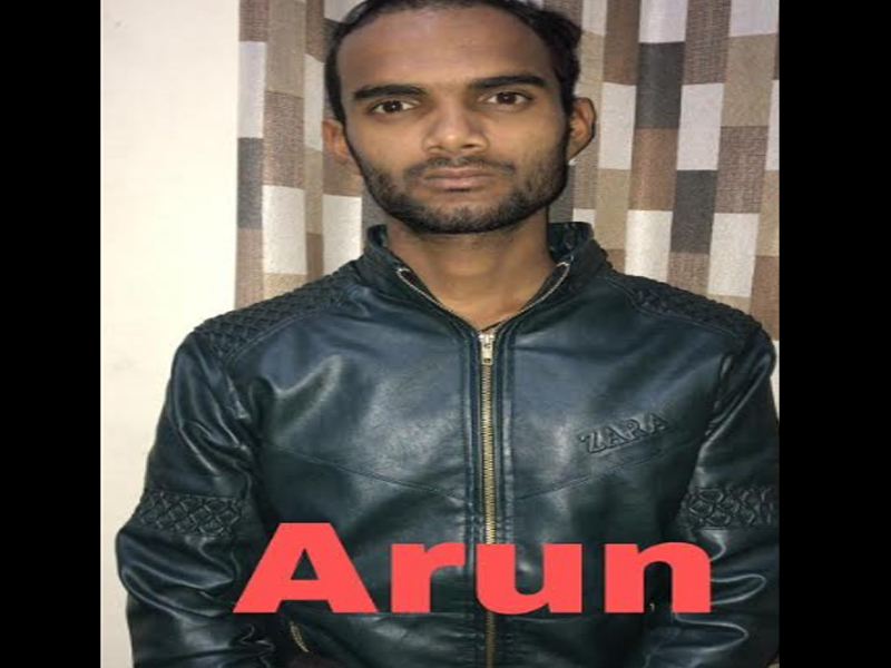 Arun Kumar, a YouTuber at day and Burglar at night