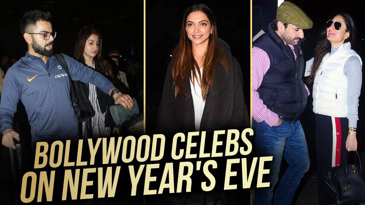 Bollywood Celebs on New Year Eve