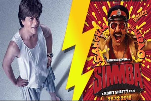 Is SRK Zero failure is a boon for ranveer's Simmba