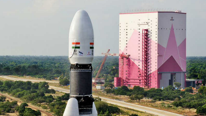 ISRO launches  GSAT-7A