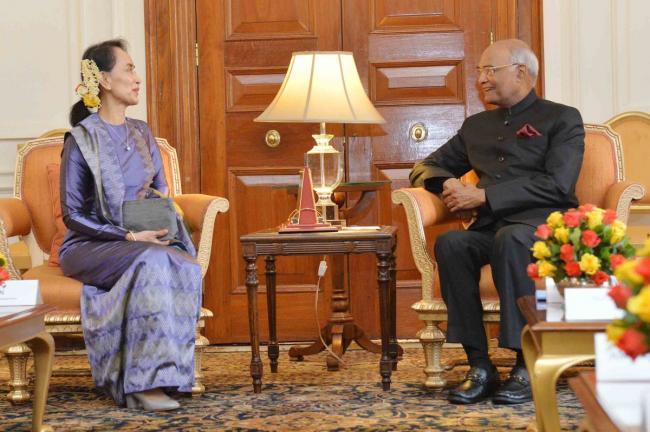 Ramnath Kovind visit to Myanmar-