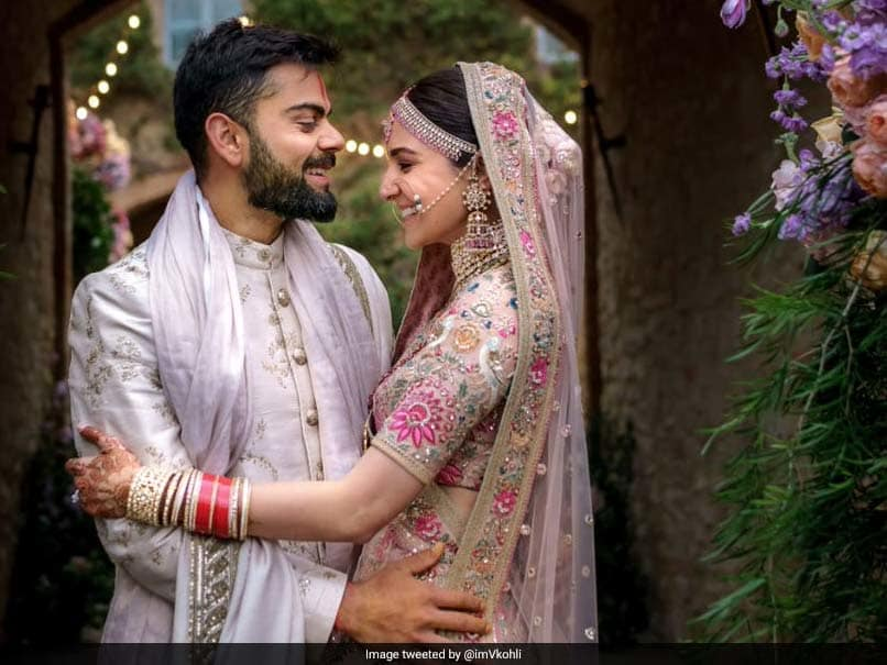 Anushka and Virat are celebrating their first anniversary at Adelaide