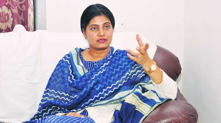 Union minister Anupriya Patel said BJP Upper Division is doing injustice with Party Workers