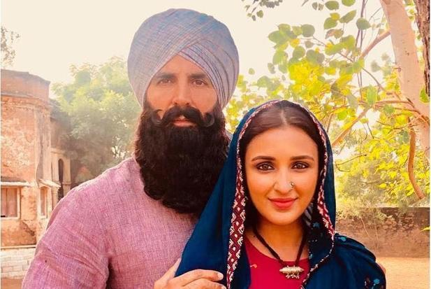 first look of kesari