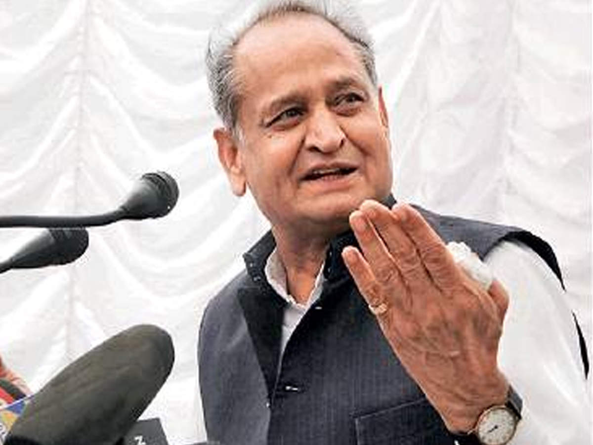 Ashok Gehlot decides Rajasthan's Cabinet, Will take oath for the first time