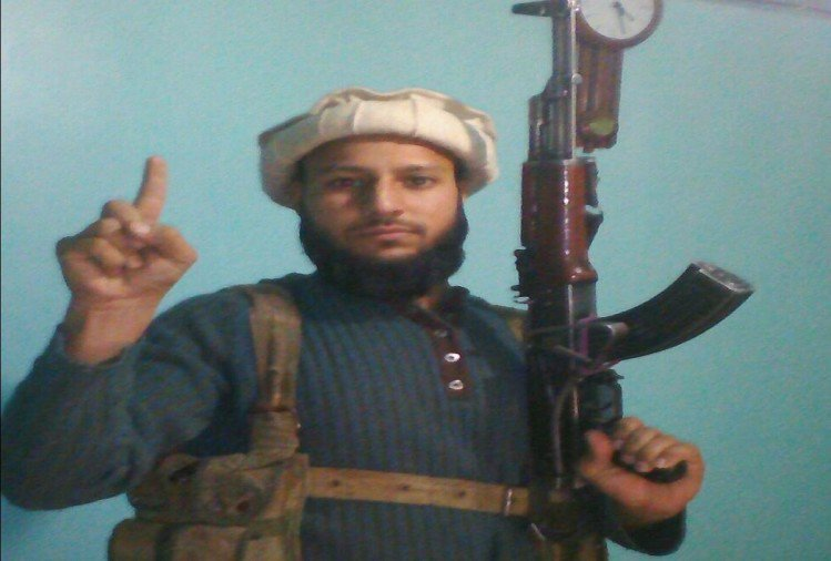 Wanted terrorist Riyaz Ahmed has been arrested by Kashmir Police