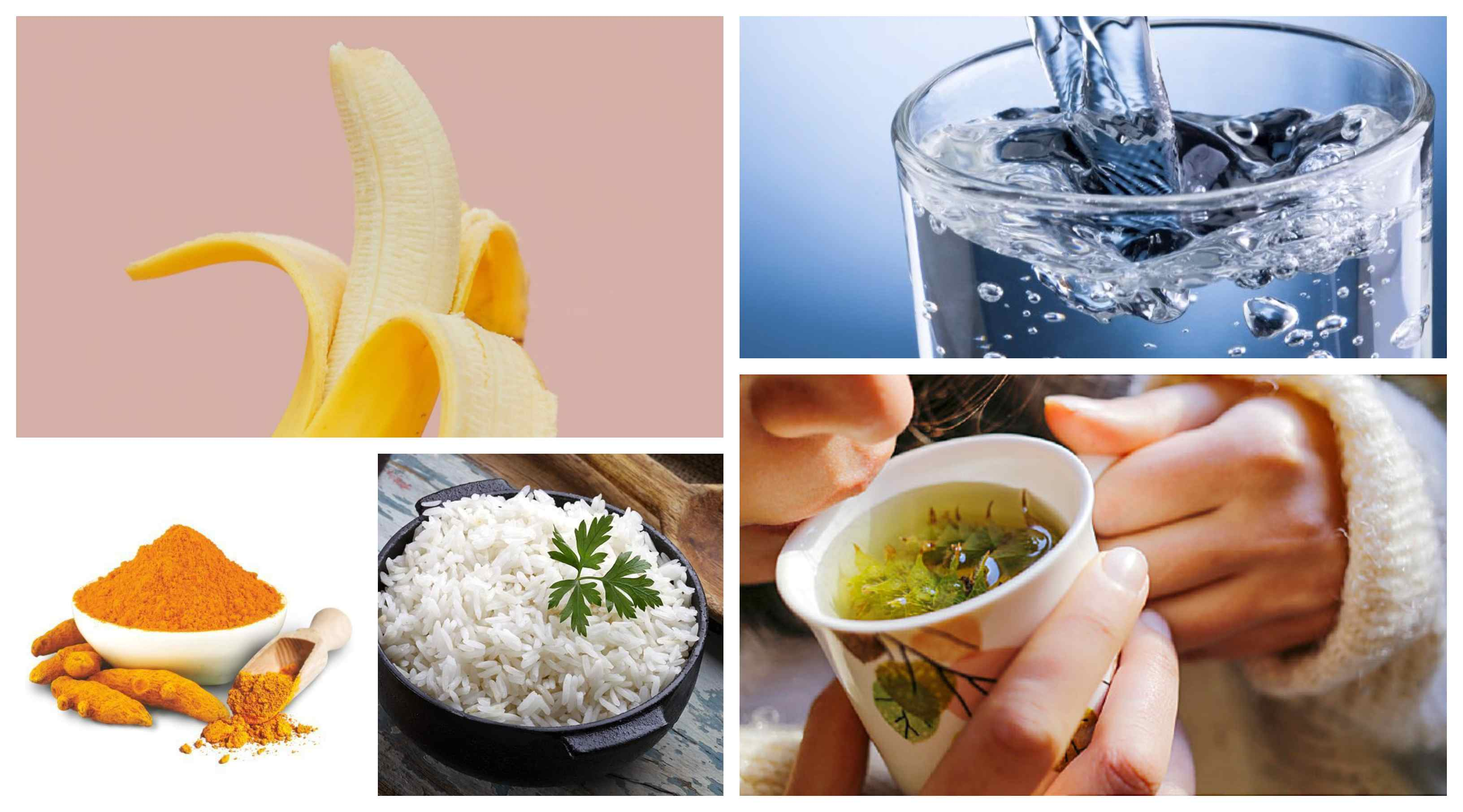 5 Natural ways to Soothe stomach – Health Remedies