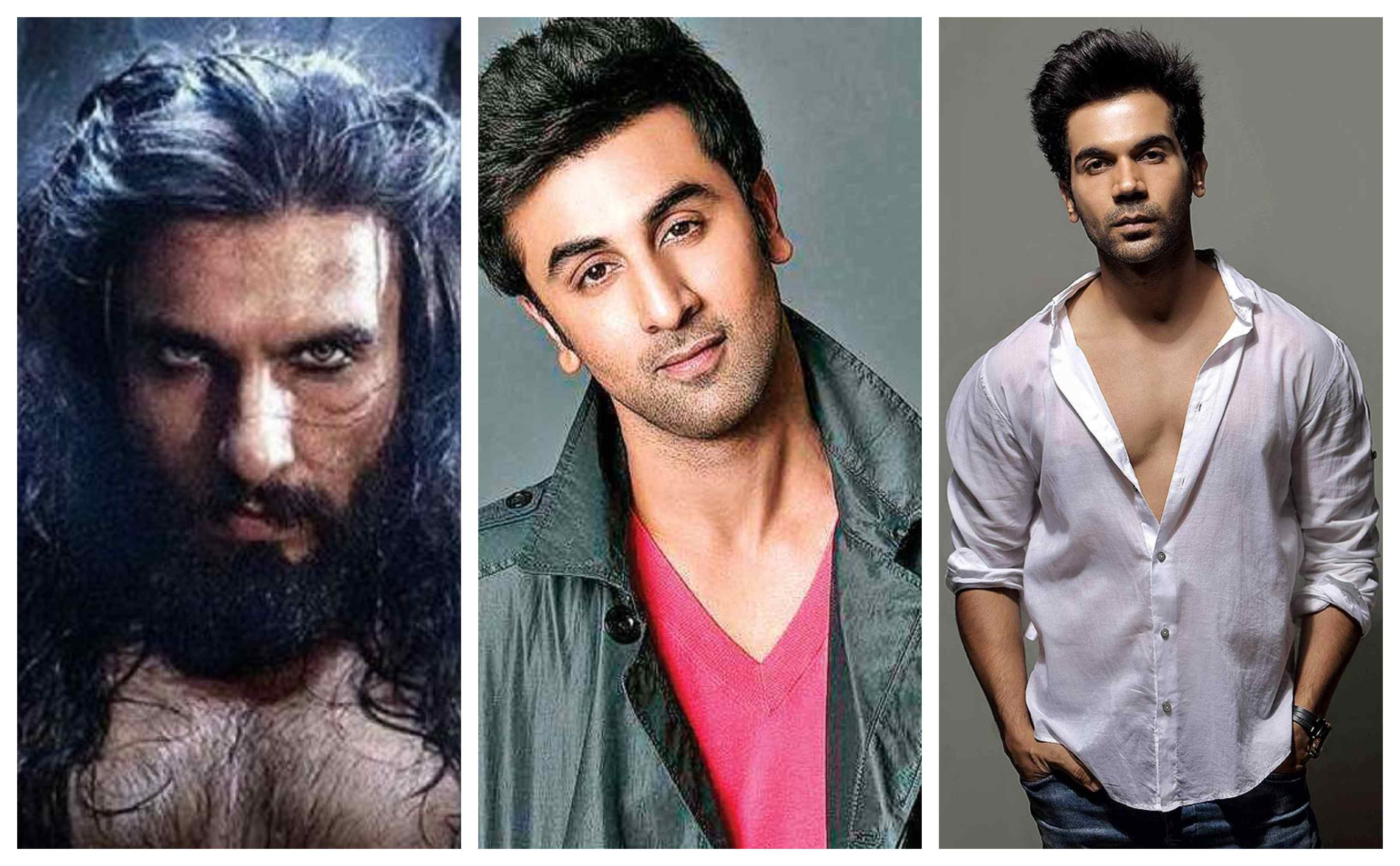 Rajkumar Rao compared to Ranveer Singh and Ranbir Kapoor