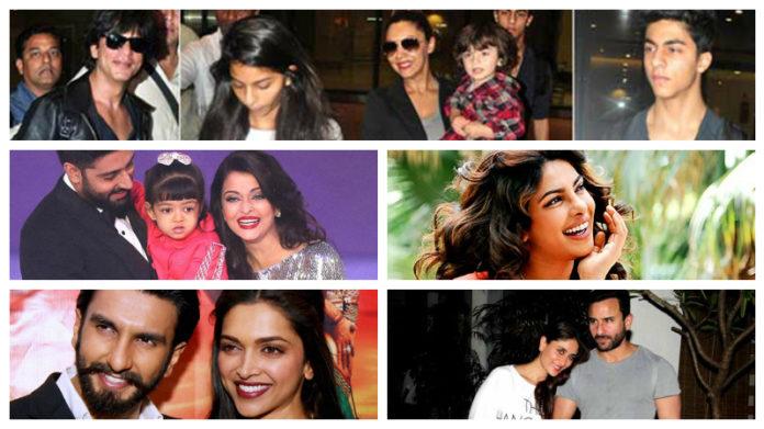 Bollywood Celebrities celebrating New Year
