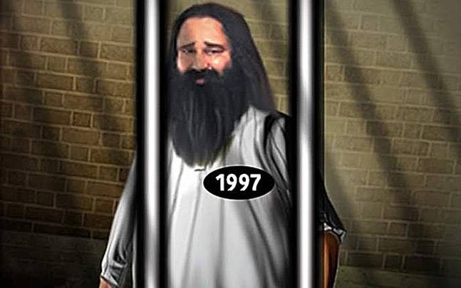 'Gurmeet Ram Rahim'  sentenced to life imprisonment in 2002 Journalist murdered case.